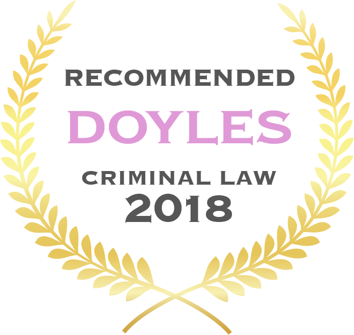 Gilshenan & Luton - Recommended Criminal Defence Lawyer Qld 2018
